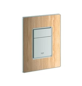 Grohe Grohe 38849HW0 Skate Cosmopolitan Actuator Plate Wood
