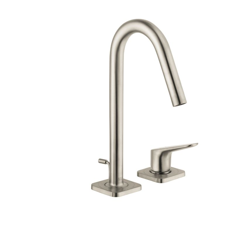 Hansgrohe 34132821 Axor Citterio M Single Handle 2 Hole Faucet ...