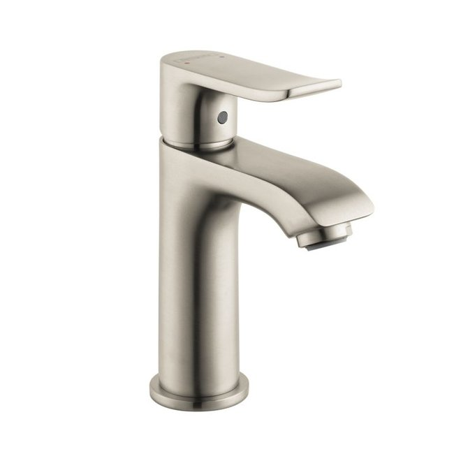 Hansgrohe 31083001 Metris 100 Widespread Faucet Chrome Home