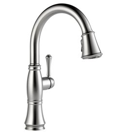 Delta Delta 9197-AR-DST Cassidy Kitchen Faucet - Arctic Stainless