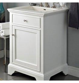 """Fairmont Designs Fairmont Designs 1502-V24 Framingham 24"""" Vanity - Polar White"""