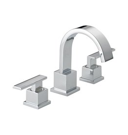 Delta Delta 3553LF Vero Widespread Lavatory Faucet