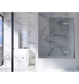 Mirolin Mirolin B060R Austin Bath Tub Right Hand Drain White