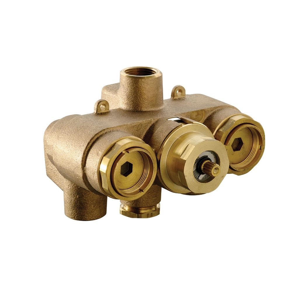"""Toto TSTT 3/4"""" Thermostatic Mixing Valve Rough In Only - Home ..."""