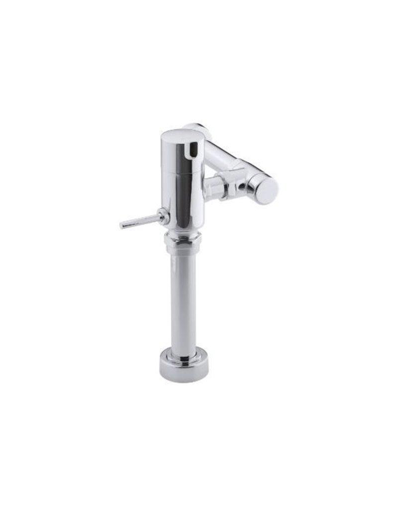 Kohler 13517 CP Manual Toilet Flush Valve 128 GPF Chrome
