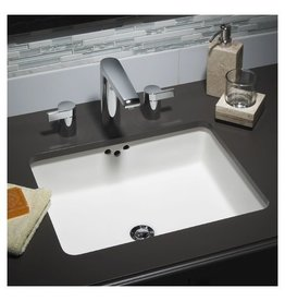American Standard American Standard 0315000 Boxe Undercounter Sink - White