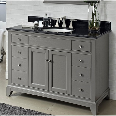vanities bathroom shipping designs fairmont habana vanity mount free shaker modern wall cherry americana