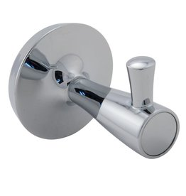 Laloo Laloo V7282C Vega Robe Hook Chrome