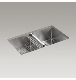 Kohler Kohler K5281 Strive 32 x 18 Undermount Double Kitchen Sink