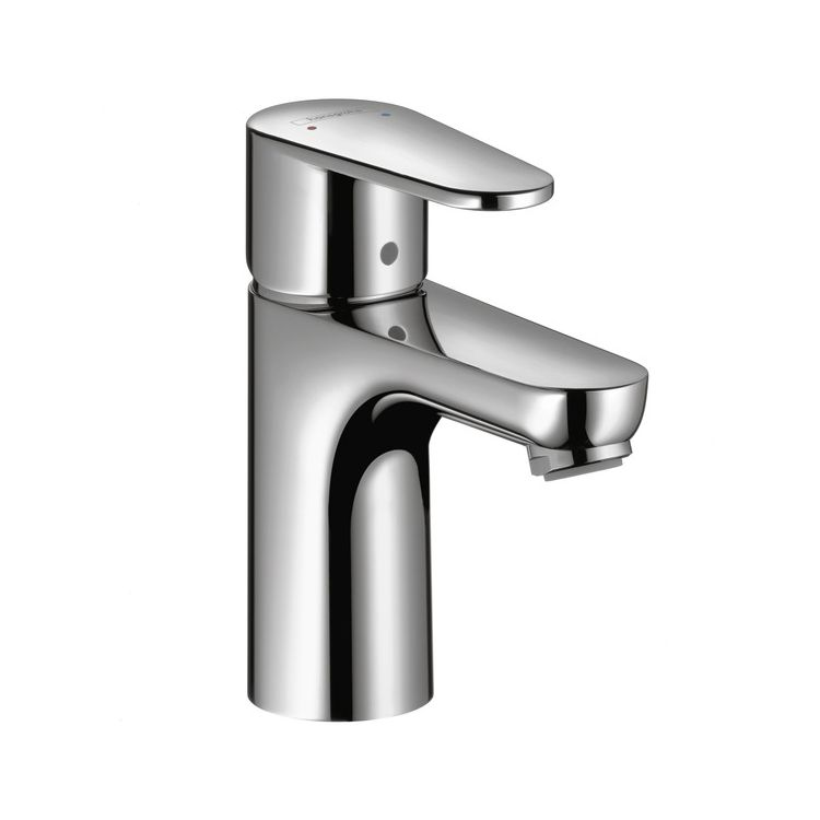 Hansgrohe 31614001 Talis E Single Hole Faucet No Pop-Up - Home ...