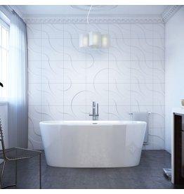 Mirolin Mirolin FSW102 Sybil Freestanding Bath Tub