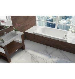 Mirolin Mirolin BO61L Marlowe Bath Tub Left Hand Drain