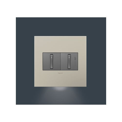 Legrand Legrand AAAL2G2 Accent Nightlight 2 Gang