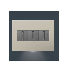 Legrand Legrand AAAL3G2 Accent Nightlight 3 Gang