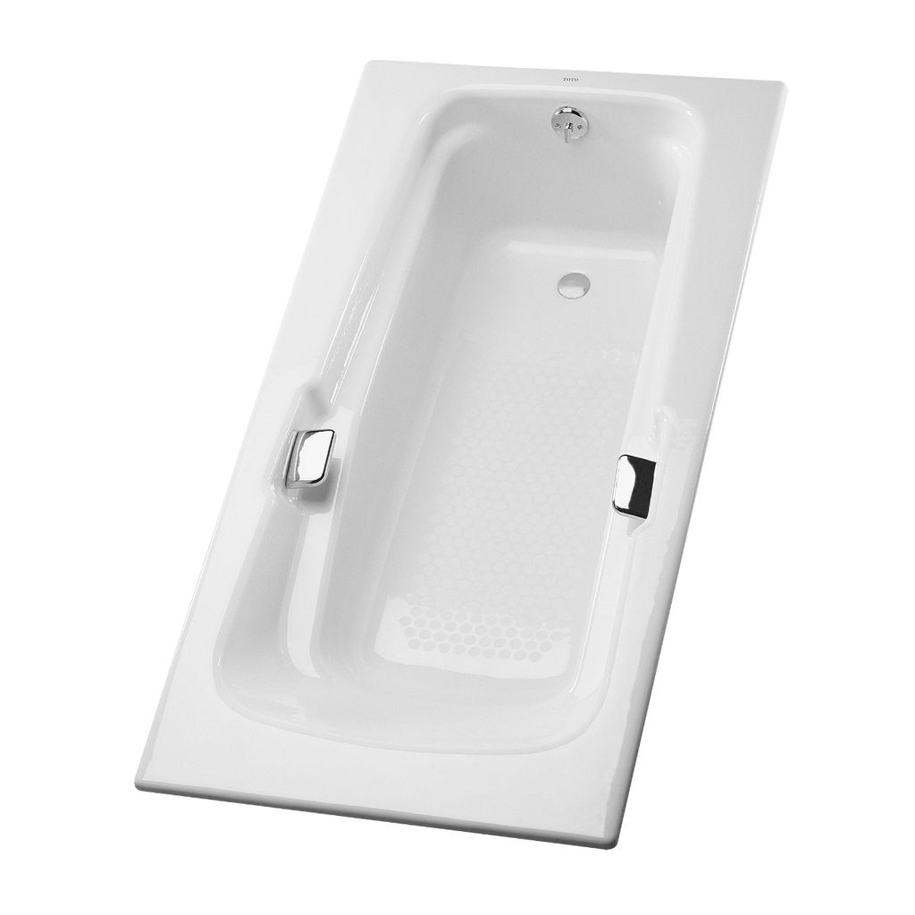 TOTO FBY1500P01 Enameled Drop In Cast Iron Bathtub - Home Comfort Centre