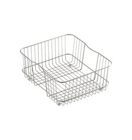Kohler Kohler 3277-ST Coated Wire Rinse Basket Fits Undertone Kitchen Sinks