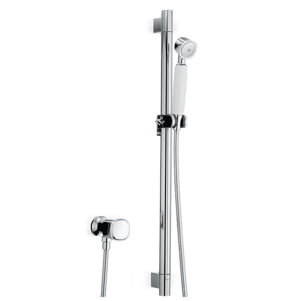 TOTO TS970HCP Guinevere Hand Shower Set With Slide Bar - Home ...