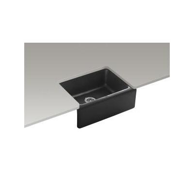Kitchen Sink 25 X 22 Kohler k6573 alcott 25 x 22 under mount single kitchen sink apron kohler kohler 6573 5u 7 alcott 25 x 22 x 8 5 workwithnaturefo