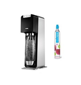 SodaStream SodaStream Power Sparkling Water Maker - Black/Aluminum