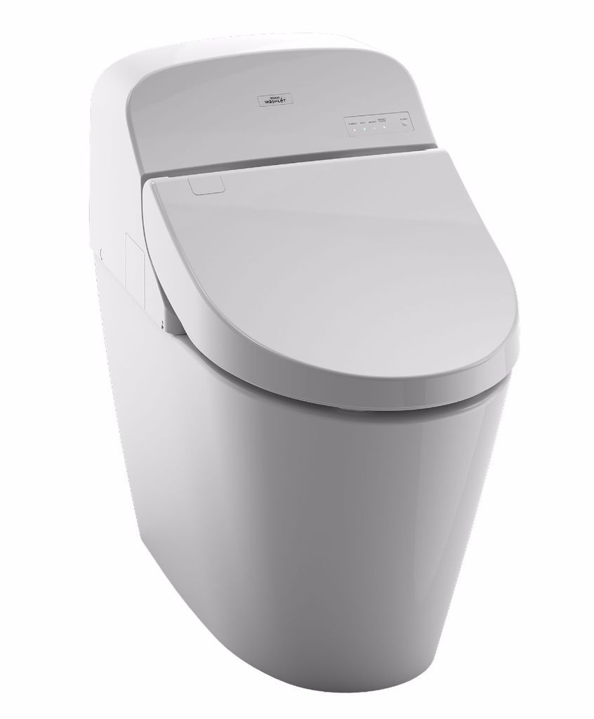 Toto Integrated Toilet G400 Washlet - Cotton - Home Comfort Centre