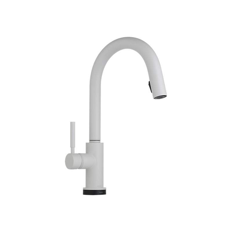 Brizo 64020lf Solna Single Handle Pull Down Smart Touch Kitchen Faucet Home Comfort Centre