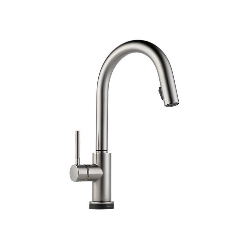 touch sink faucet review faucets turn on kitchen delta wont ashton