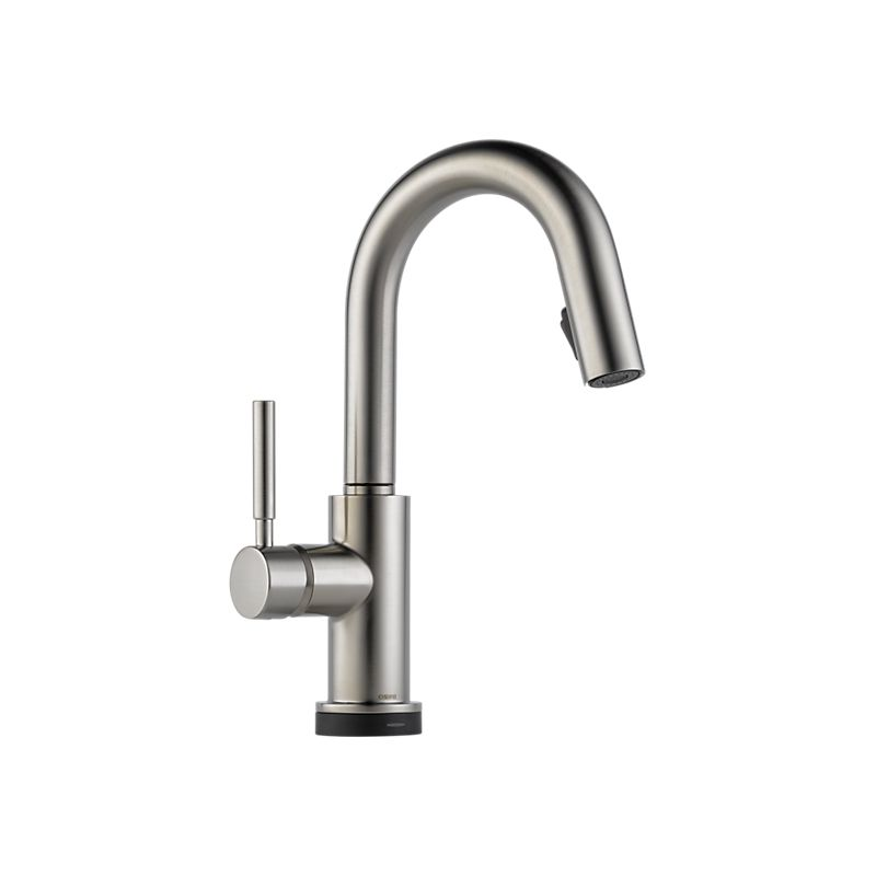 Brizo Lf Solna Single Handle Pull Down Kitchen Faucet