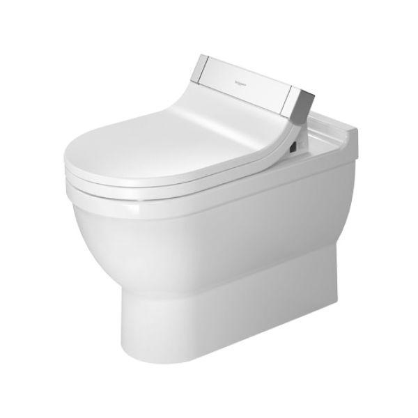 Duravit 215859 Starck 3 Floorstanding Toilet for Sensowash C for ...