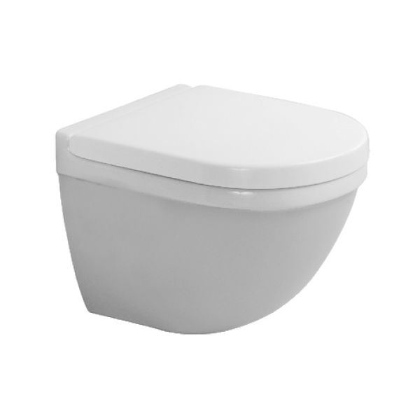 duravit starck 3 toilet wall mounted pact home fort