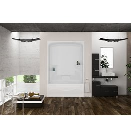 Mirolin Mirolin TS5L Liberty Tub Shower White