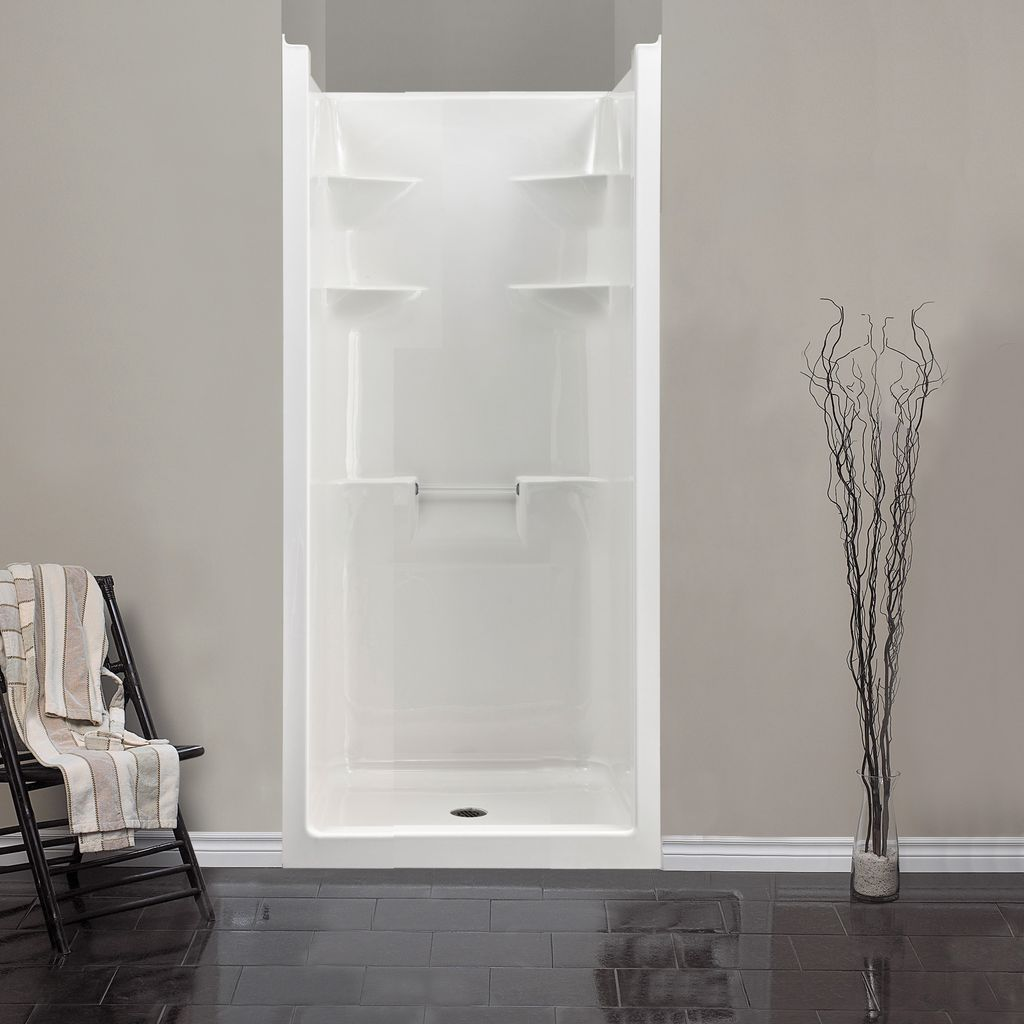 sa n stall piece kits showers stalls depot x home shower the in white one b fiberglass ella classic bath