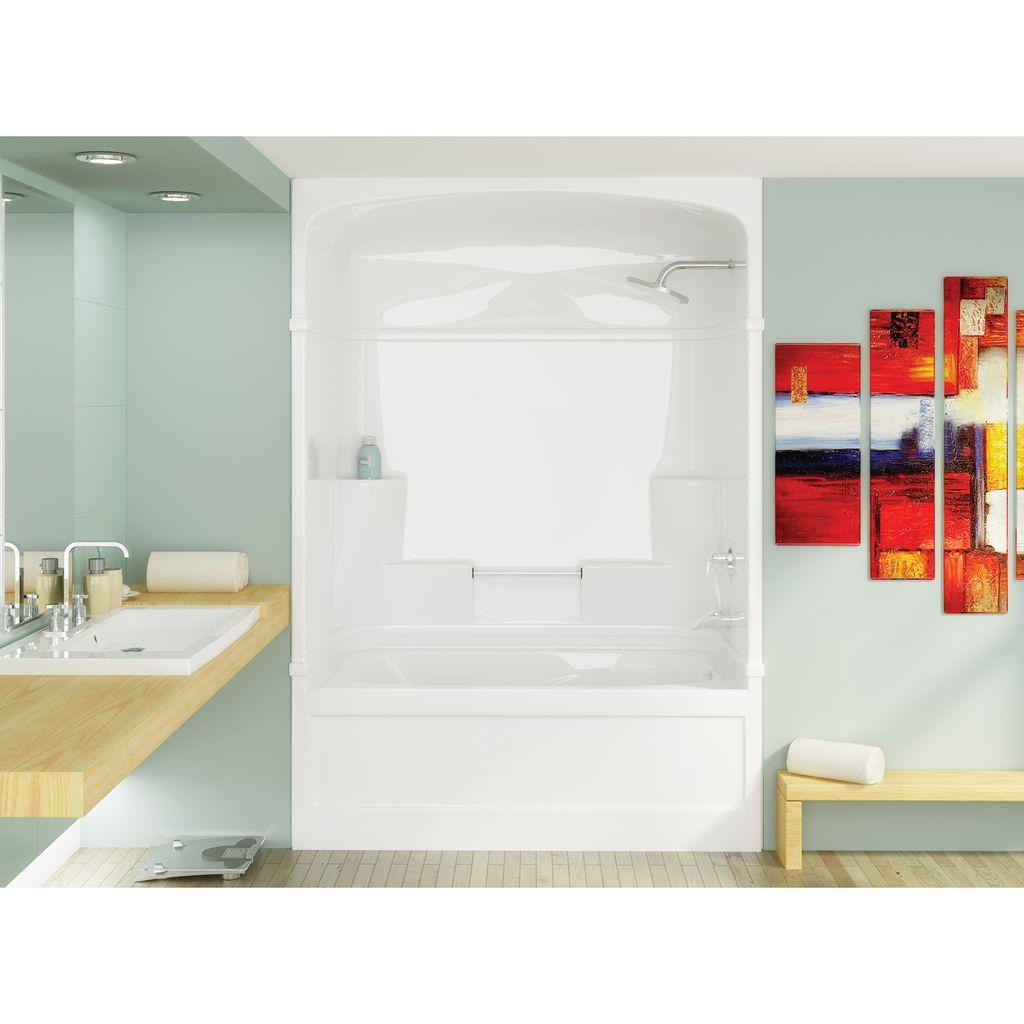 Mirolin 3 Piece Tub Surround Installation - Round Designs