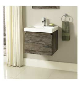 "Fairmont Designs Fairmont Designs 1522-WV2118 Acacia 21x18"" Wall Mount Vanity Organic Brown"