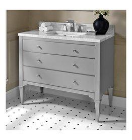 """Fairmont Designs Fairmont Designs 1510-V42 Charlottesville 42"""" Vanity Light Gray"""
