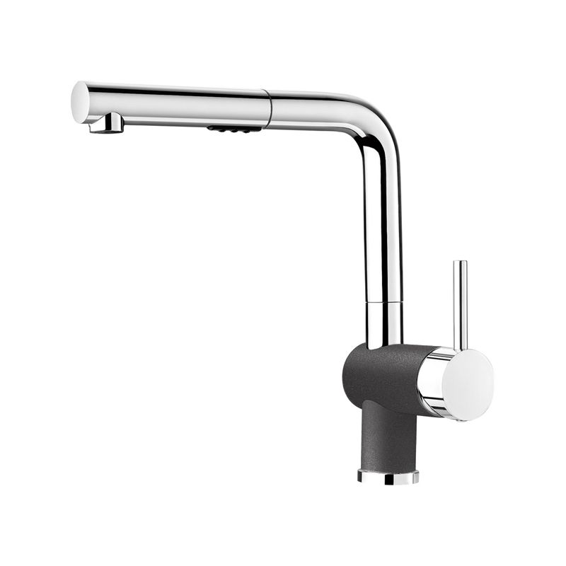 Blanco 403832 Posh Pull Out Dual Spray Kitchen Faucet - Home Comfort ...