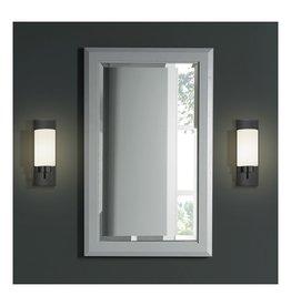 "Fairmont Designs Fairmont Designs 1510-M20 Charlottesville 20"" Mirror Light Gray"