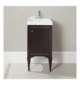 """Fairmont Designs Fairmont Designs 1511-V1816A Charlottesville 18x16"""" Vanity Vintage Black"""