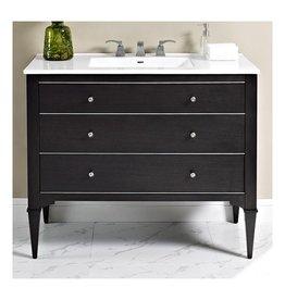 "Fairmont Designs Fairmont Designs 1511-V42 Charlottesville 42"" Vanity Vintage Black"