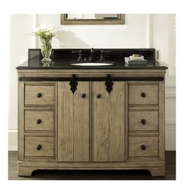 "Fairmont Designs Fairmont Designs 1526-V48 Homestead 48"" Vanity Windswept Pine"