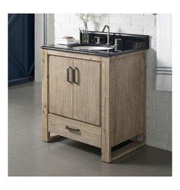 """Fairmont Designs Fairmont Designs 1530-V30 Oasis 30"""" Vanity Sand Pebble"""