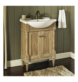 "Fairmont Designs Fairmont Designs 142-EU2617 Rustic Chic 26x17"" Euro Vanity Weathered Oak"