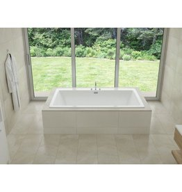 Mirolin Mirolin BO2001S Beacon SlimLine Drop In Bath White