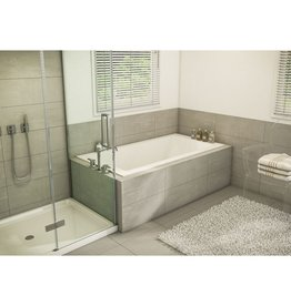 "Mirolin Mirolin BO932 Pur 2"" Drop In Bath White"