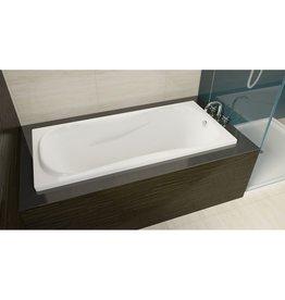 Mirolin Mirolin NP6032 Newport Drop In Bath White