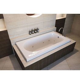 "Mirolin Mirolin BO672 Bliss 2"" Drop In Bath White"