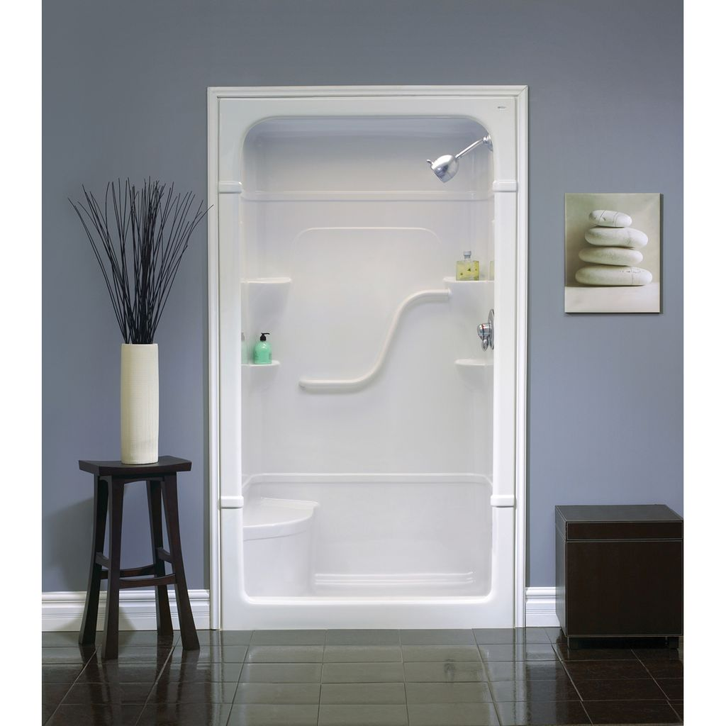 Mirolin Sh43ls Rs Madison 4 Multi Shower Stall With Seat