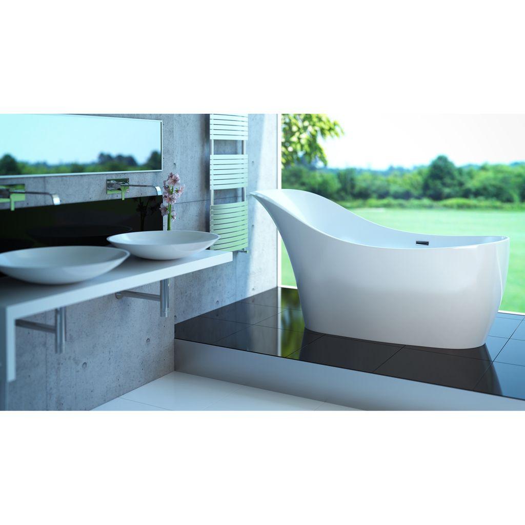 Mirolin FSW103 Sirena Freestanding Bath Tub - Home Comfort Centre