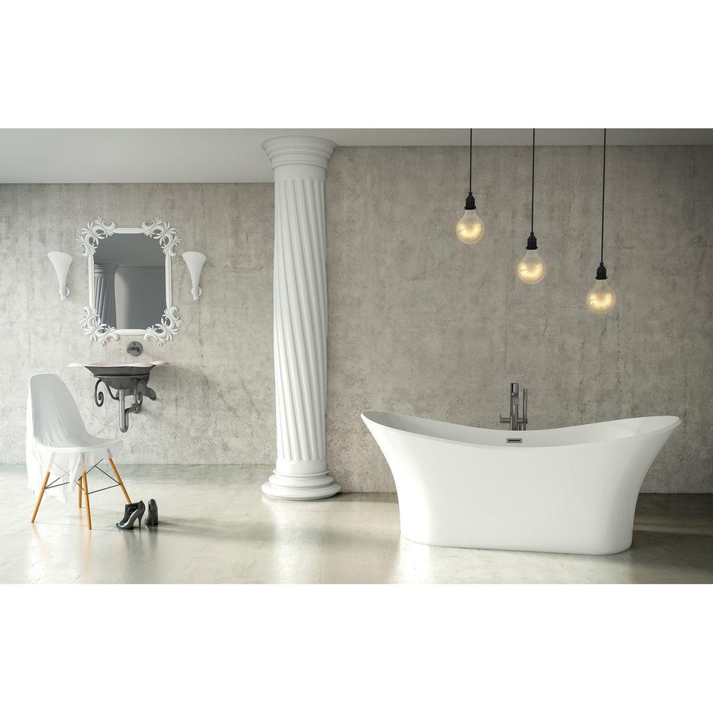 Mirolin Fsw105 Andrina Freestanding Bath Tub Home
