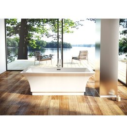 Mirolin Mirolin CF1013 Onyx Acrylic Free Standing Bath Tub