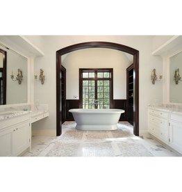 Mirolin Mirolin CF1011 Chari Acrylic Free Standing Bath Tub